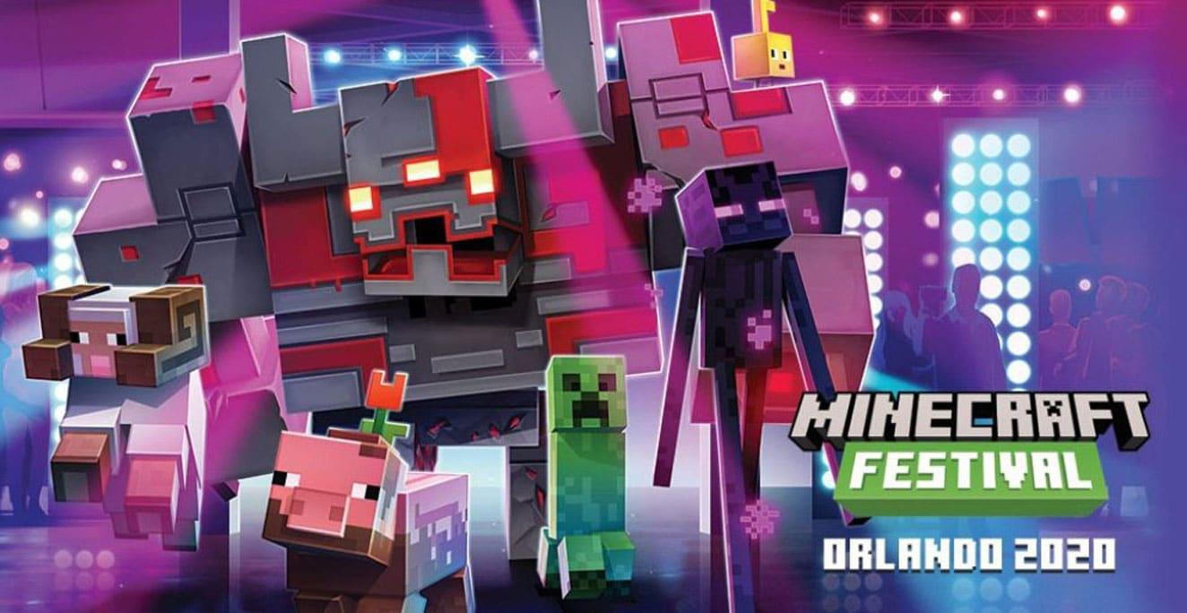 Minecraft Festival is coming to Orlando in September  Engadget