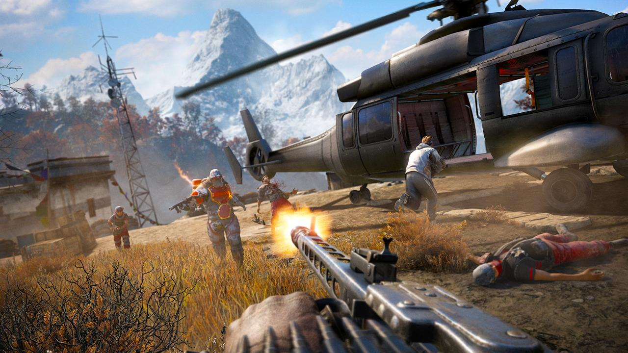 Far Cry 4 Plans A Prison Break For January 13 Engadget