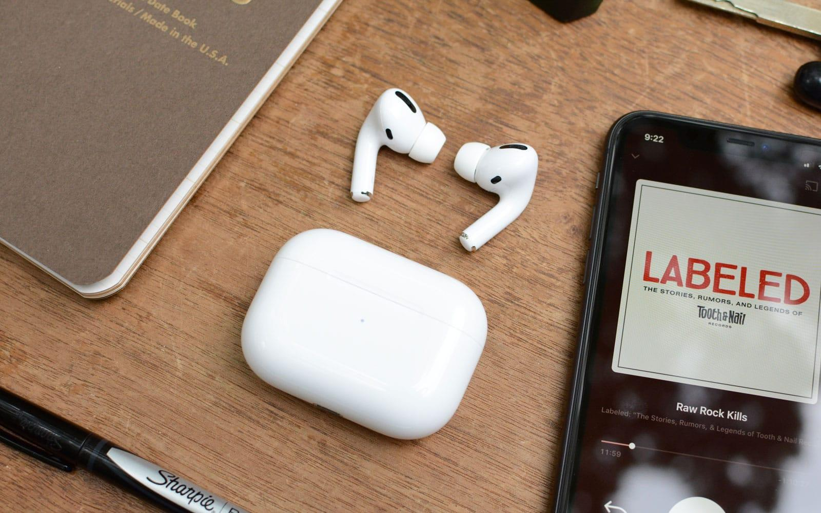 Airpods Pro Review Apple S Latest Earbuds Can Hang With The Best Engadget