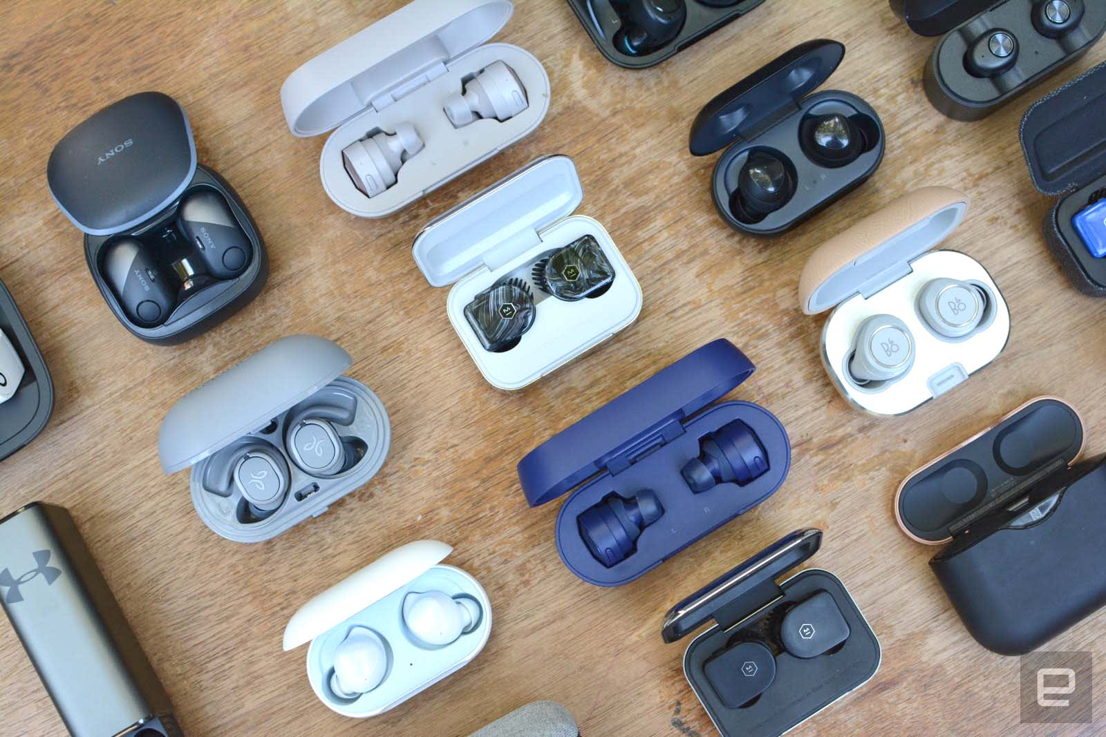 The Best True Wireless Earbuds You Can Buy This Holiday Season Engadget