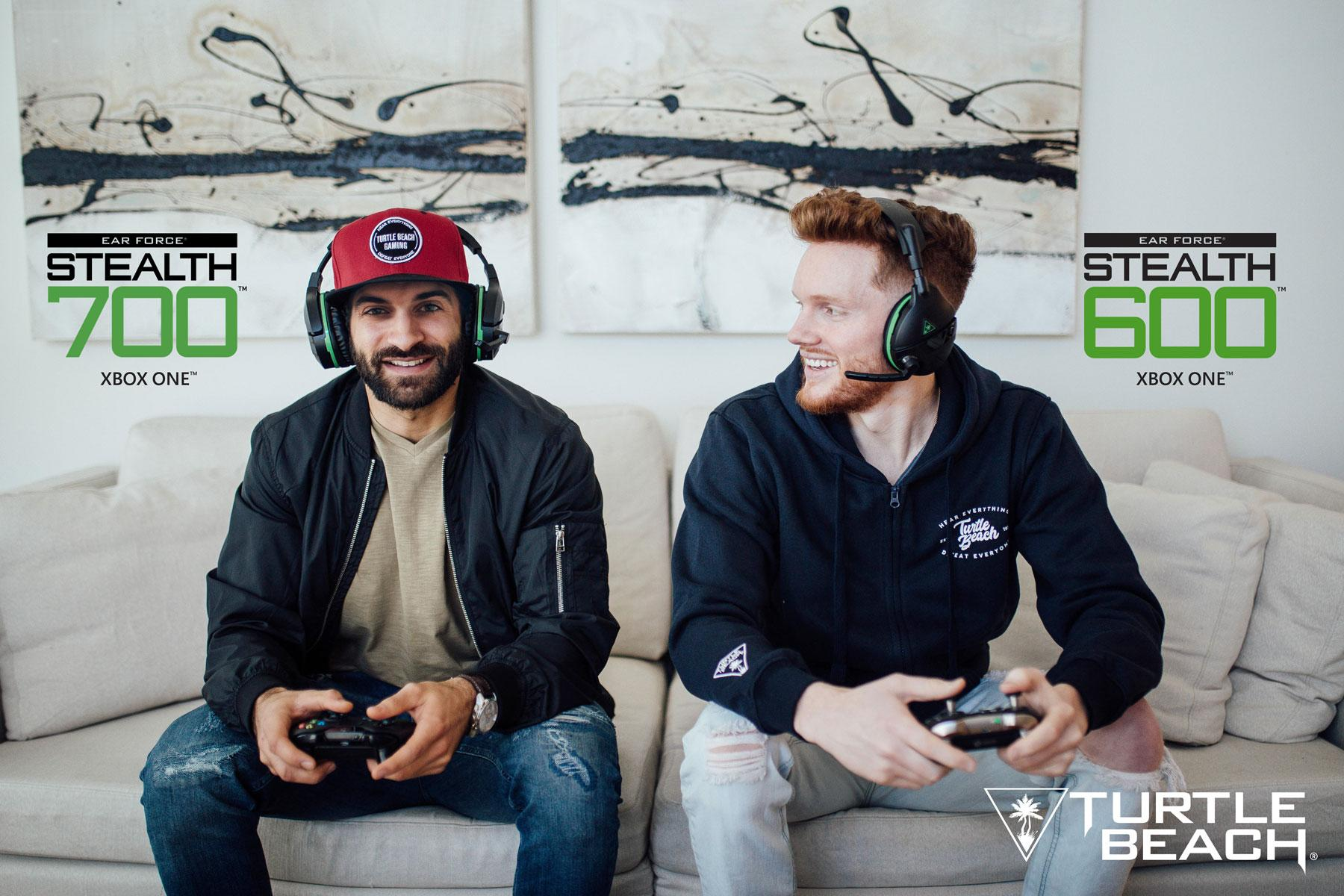 Turtle Beach's new headsets pair seamlessly with Xbox One | Engadget