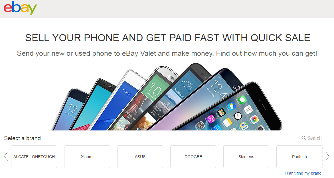 Ebay Quick Sale Is An Easy Way To Sell Your Used Phone Engadget