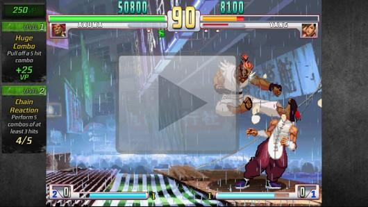 Street Fighter 3 Third Strike Online Edition Preview Fight In