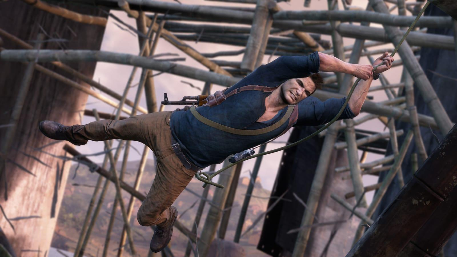 Uncharted Movie Loses Its Director Again Engadget