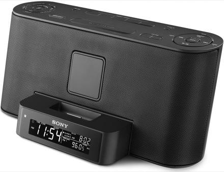 The Icf C1ip Alarm Clock And Zs S2ip