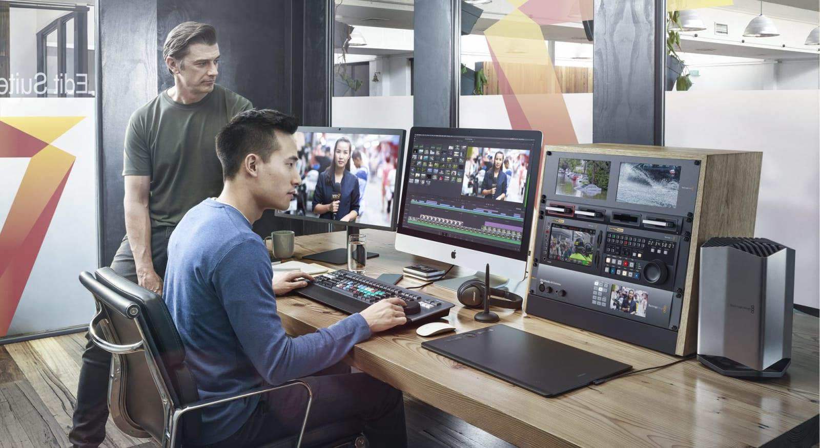 Blackmagic S Free Video Editing App Helps Youtubers Cut Faster Engadget