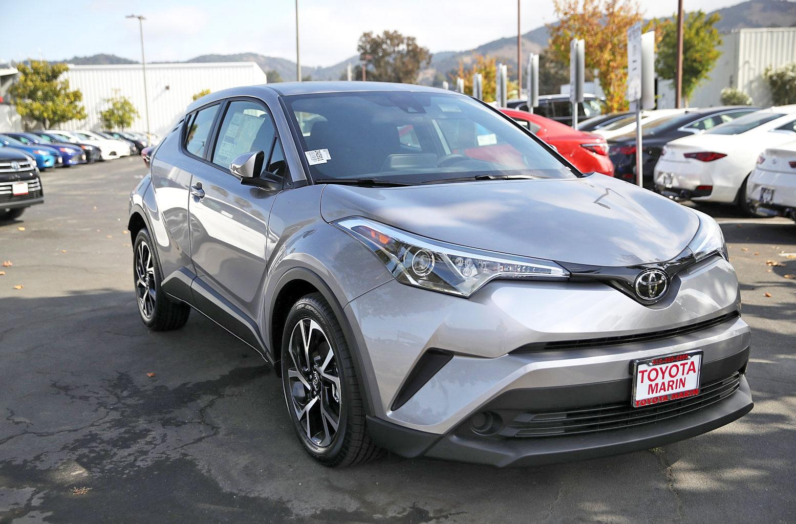 Toyota Recalls Over A Million Hybrid Vehicles Due To Fire Risk