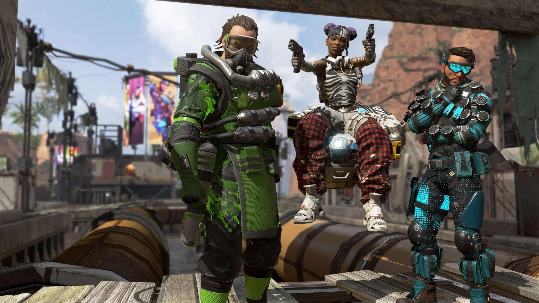 Apex Legends' isn't 'Titanfall 3', and that's okay | Engadget