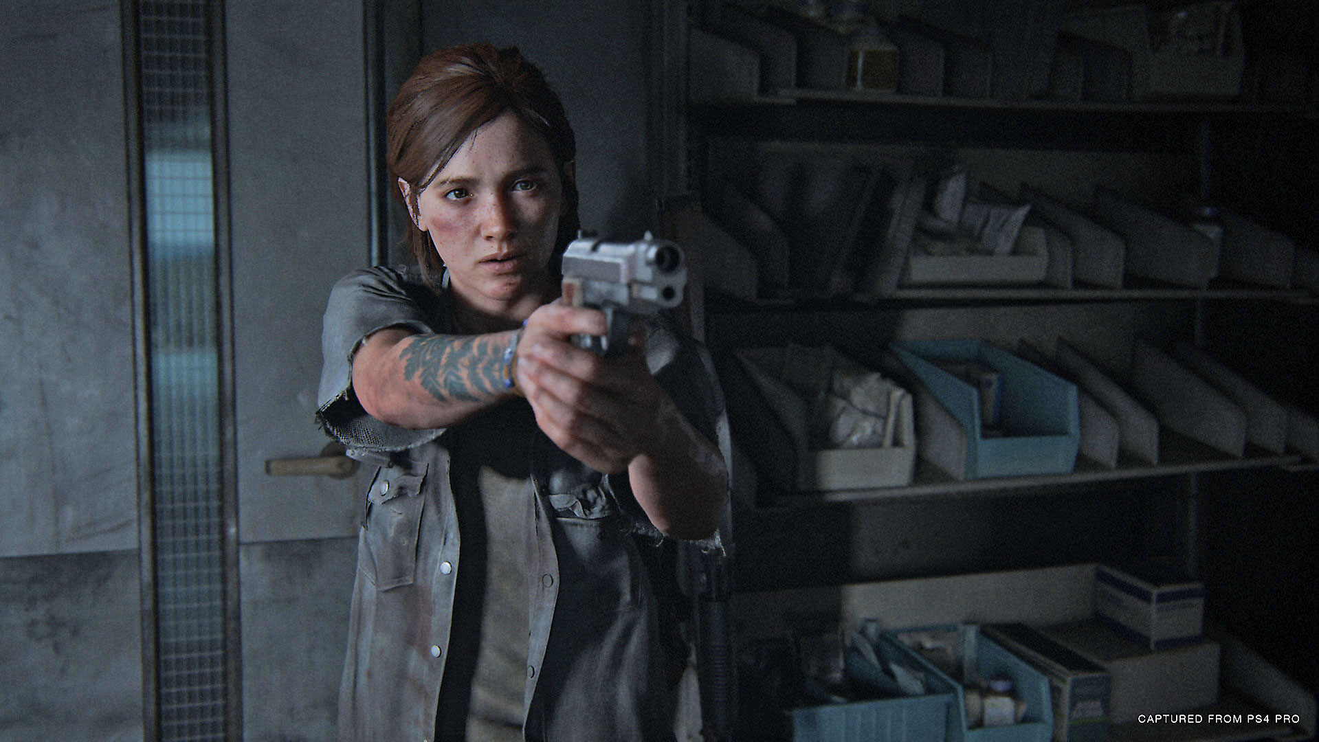 Resident Evil 2 Remake makes up for the lack of infected