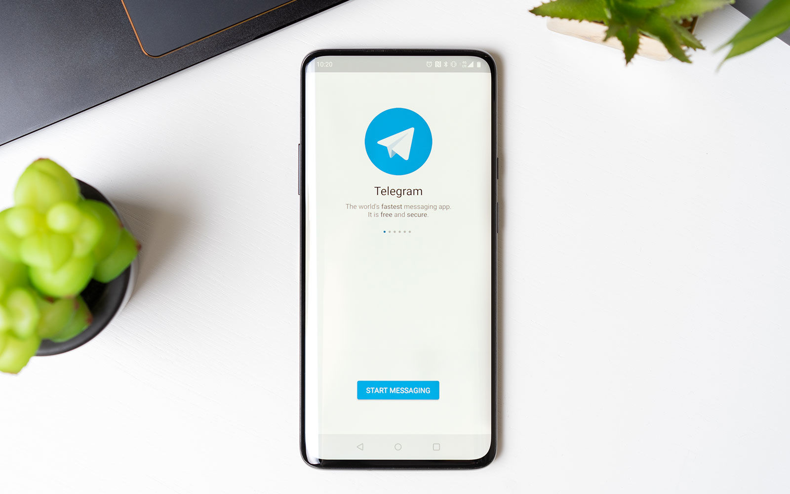 A Telegram bot network is being used to create deepfake ...