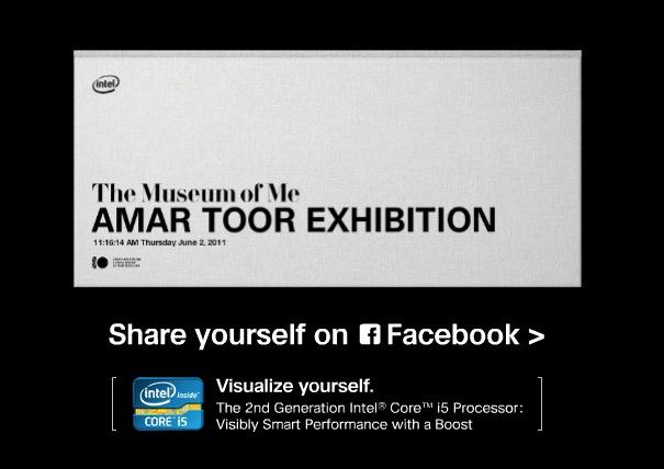 Intel's Museum of Me finally gives your Facebook ego the attention it ...