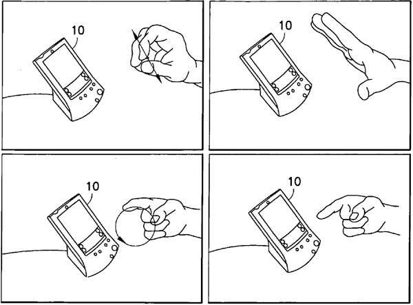 Nokia planning touch-less, gesture-controlled devices