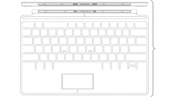 Microsoft lands design patents for the Surface tablet's
