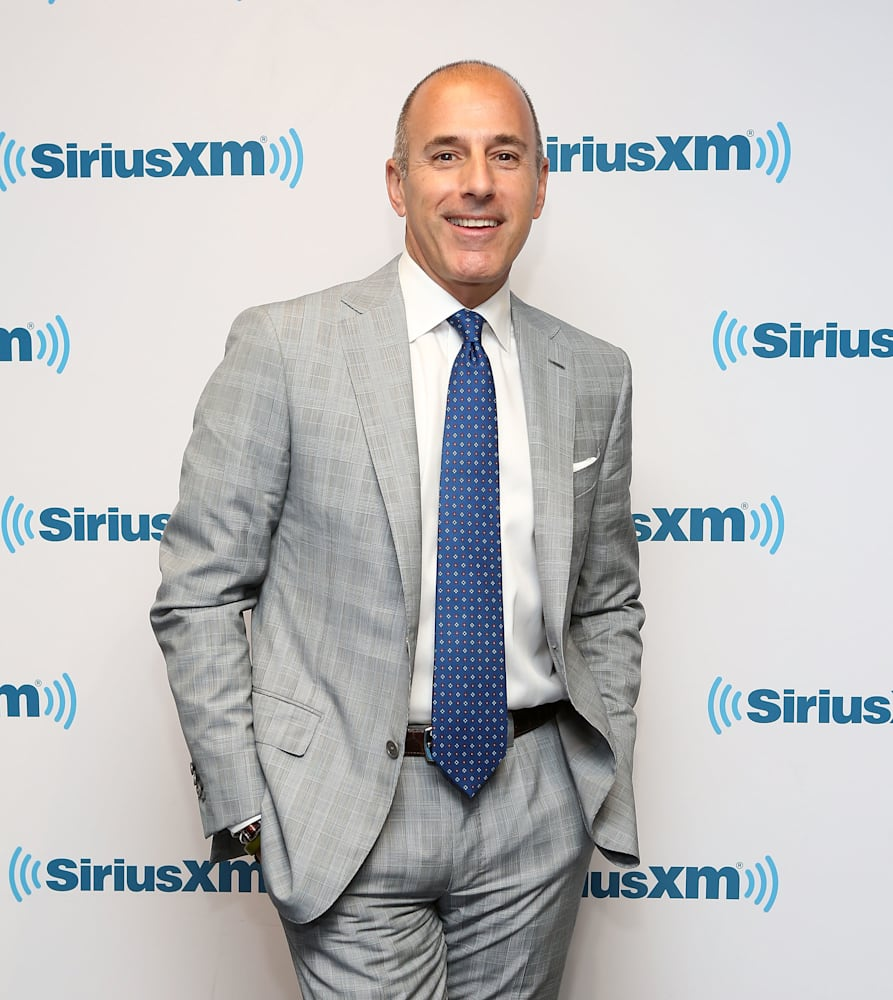 matt lauer pens heartfelt essay to mom marilyn for mother s day slideshow preview image