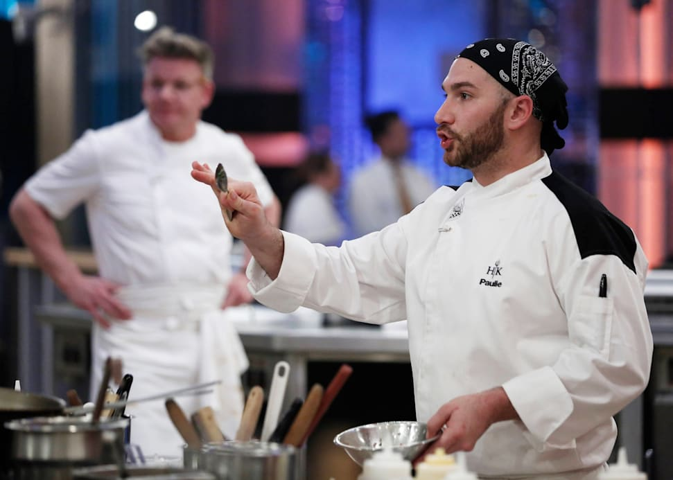 Hell\'s Kitchen\' chef Paulie Giganti, 36, found dead at his home ...