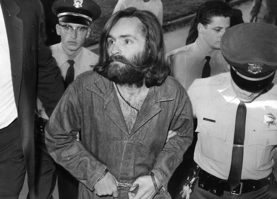charles manson psychological profile