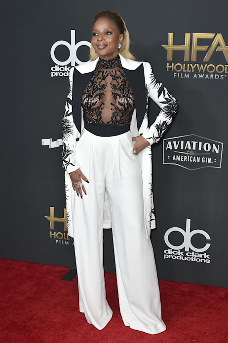 Image result for hfa hollywood mary j blige
