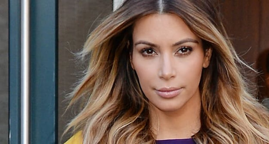 Kim Kardashian: Why I love natural makeup