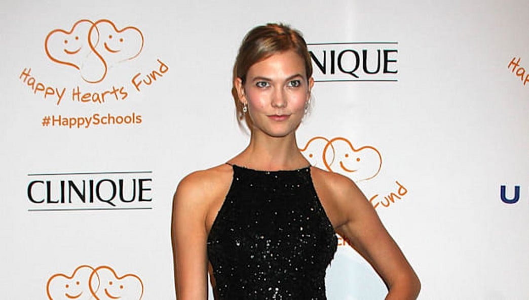 Top 9 at 9: Karlie Kloss has a bedroom for beauty products, & more news