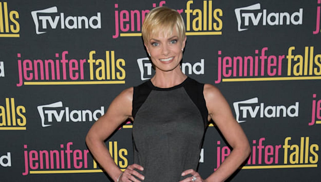 Jaime Pressly tips for looking and feeling great