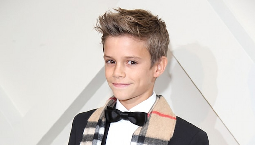 Top 9 at 9: Romeo Beckham stars in Burberry holiday ad, plus more news