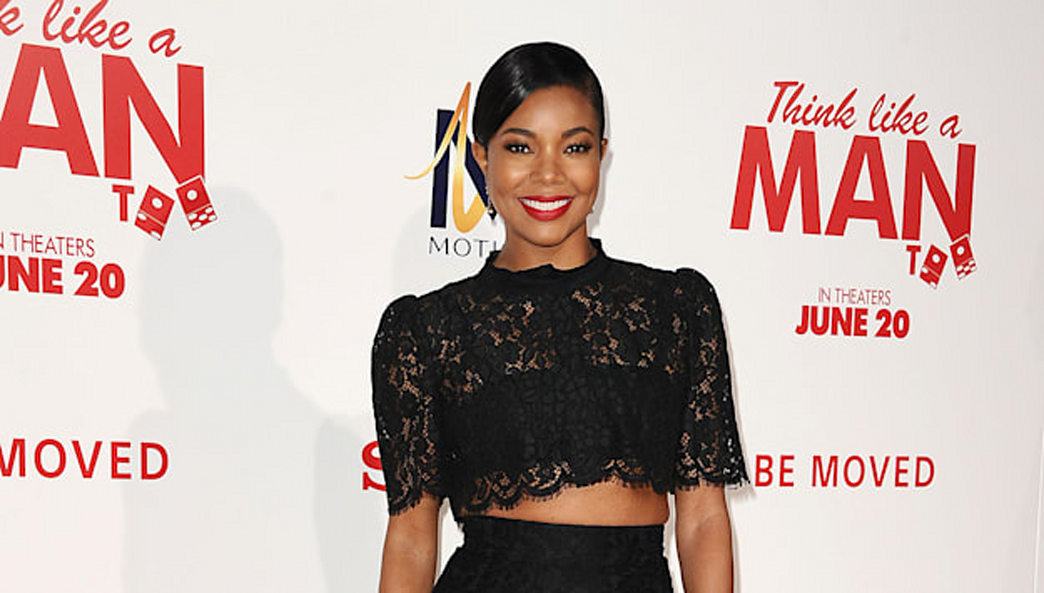 Gabrielle Union gives us her best relationship advice