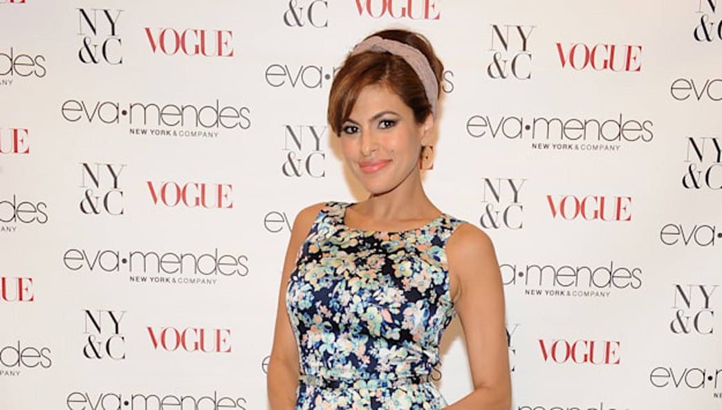Eva Mendes on the Best and Worst Beauty Advice She's Ever Taken