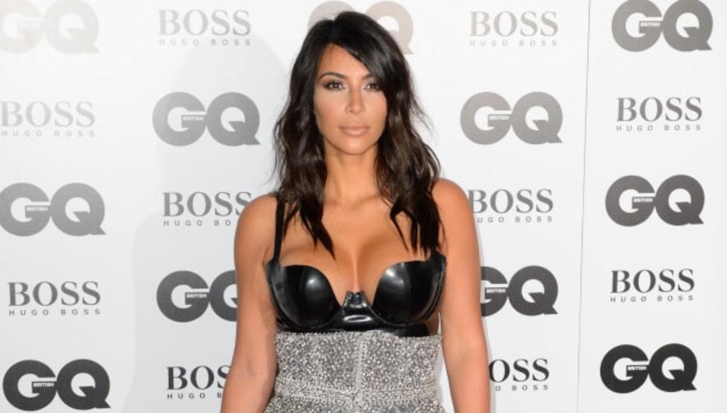 Top 9 at 9: Kim Kardashian goes full-frontal for 'Paper