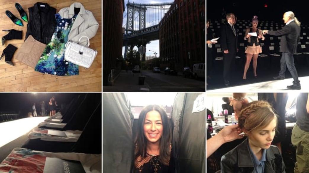 Aluna George and Rebecca Minkoff's NYFW playlist revealed