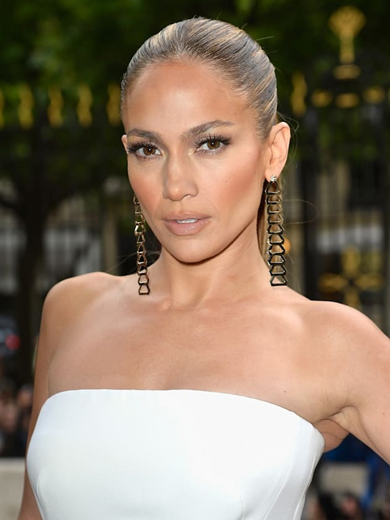 JLo Searches for the Perfect Golden Globes Dress