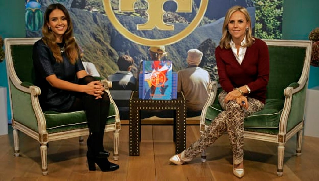 Tory Burch's new book is the perfect addition to any coffee table