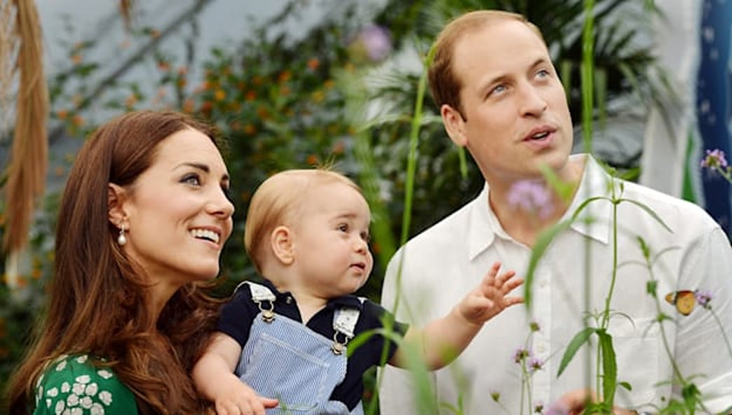 Official Rules: Royal Baby Contest