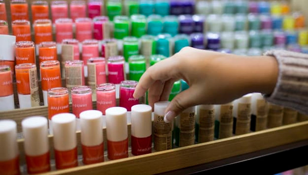 Now You Can Name Your Own Nail Polish Colors
