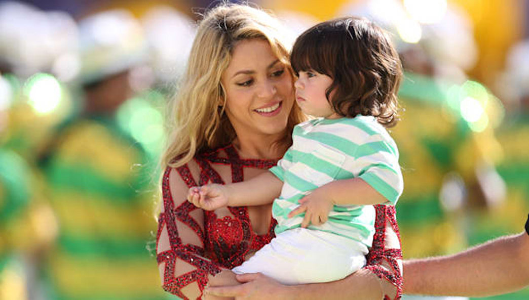 Breaking: Shakira is pregnant with baby #2