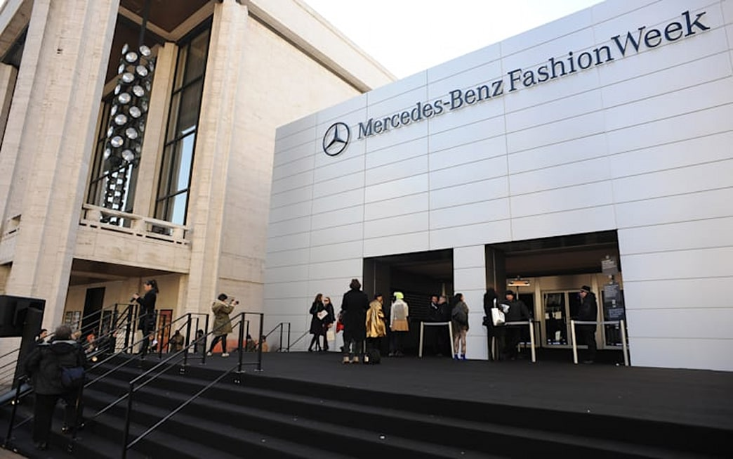 Flu Season + Fashion Week = Illness Paranoia!