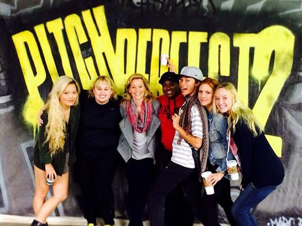 The Bellas are back! Watch the Pitch Perfect 2 trailer