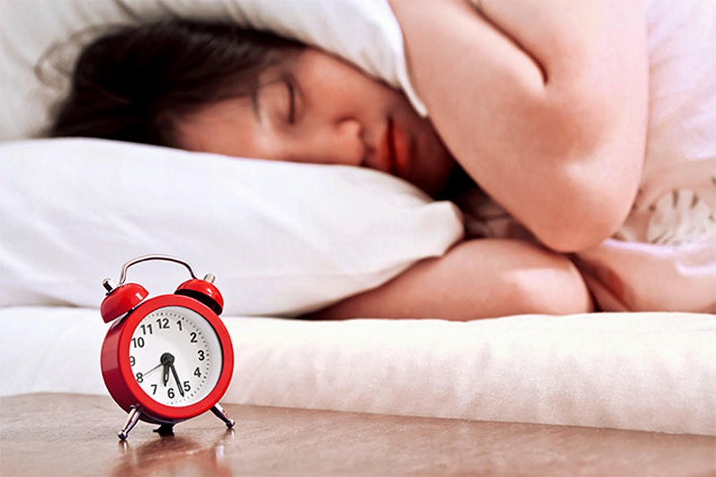 Is this why you're not sleeping well?
