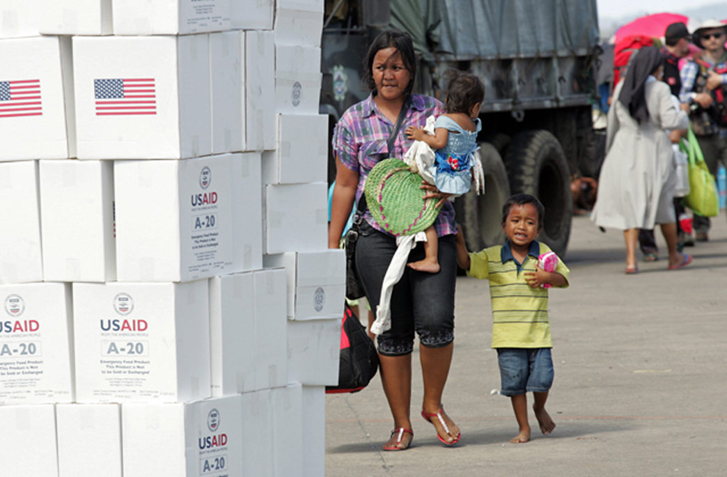 Fashion industry launches relief efforts for the Philippines
