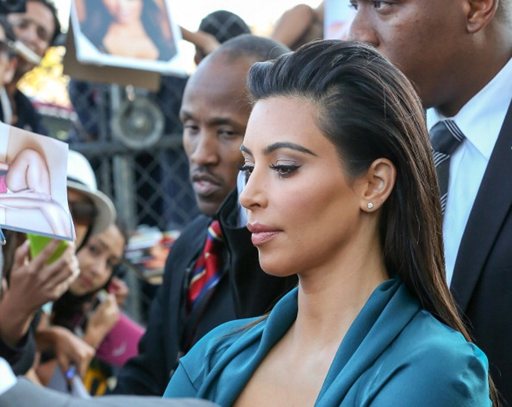 Kim K reveals wedding no-shows and who got drunk on Jimmy Kimmel Live