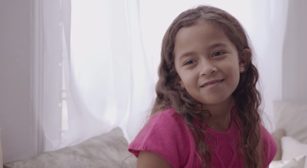 Dove's new 'Love Your Curls' campaign will melt your heart