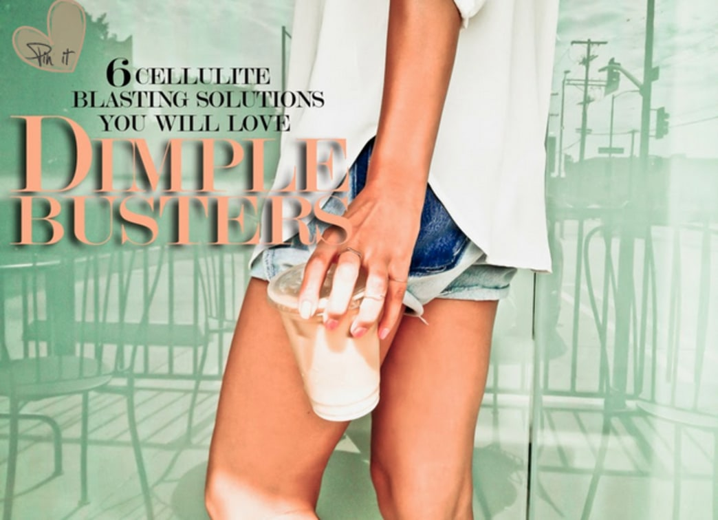 6 cellulite-blasting solutions that really work