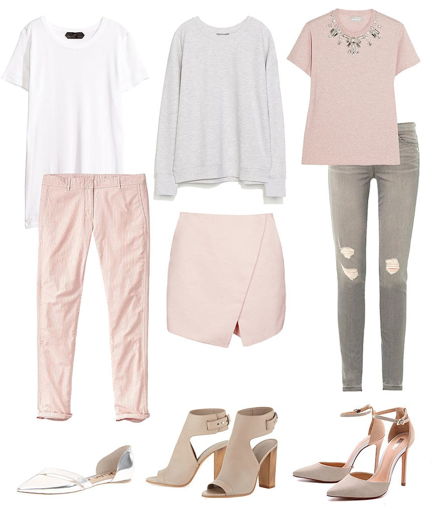 3 grown-up ways to wear pink right now