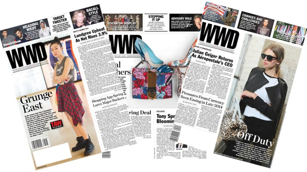Top 9 at 9: Conde Nast sells WWD, Victoria Beckham's auction has started & more