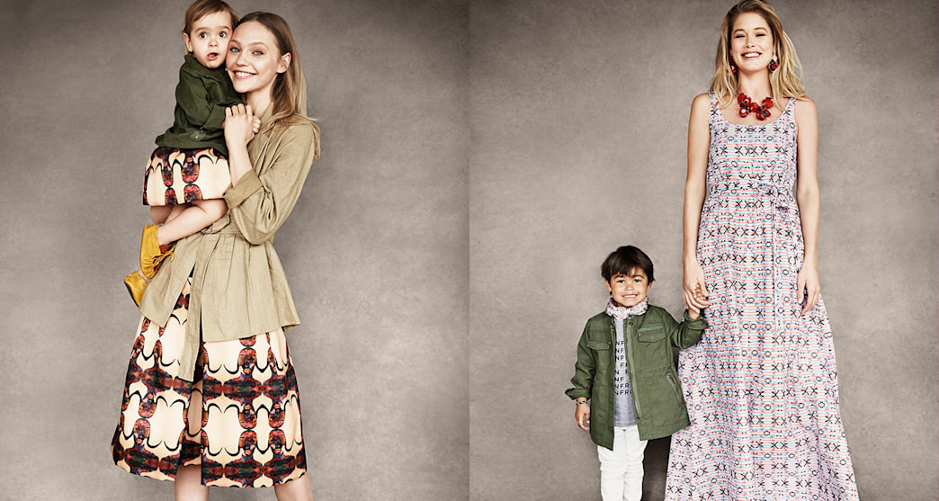 Shopbop collabs with mommy designers for a great cause