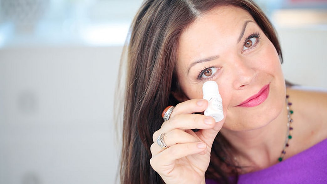 The makeup artist secret to radiant undereyes