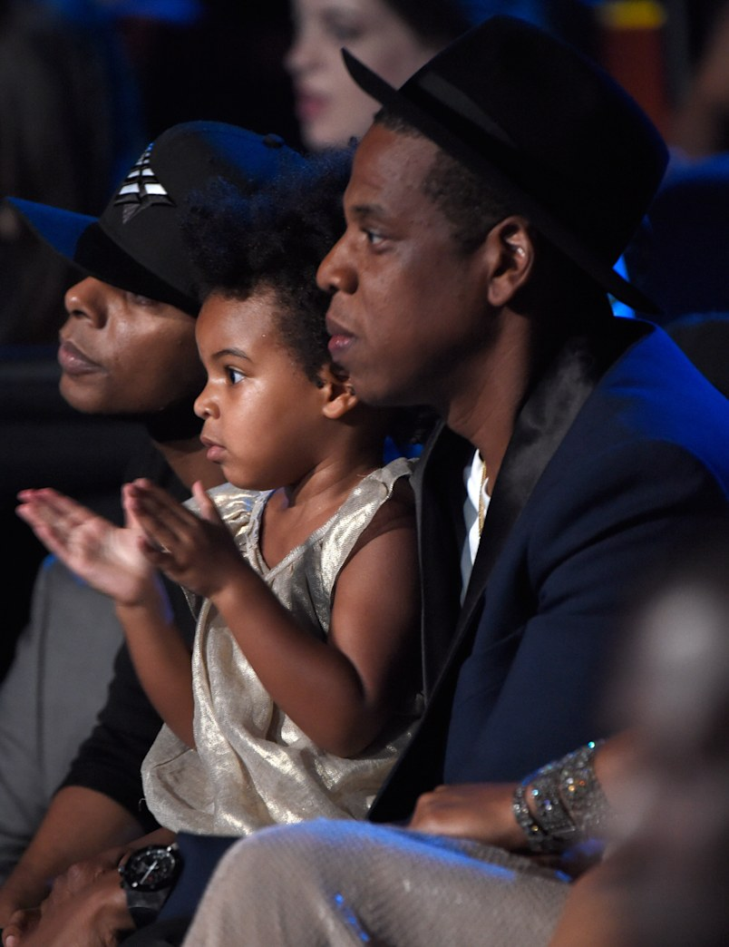 Blue Ivy Carter totally won the VMAs in the last 5 minutes