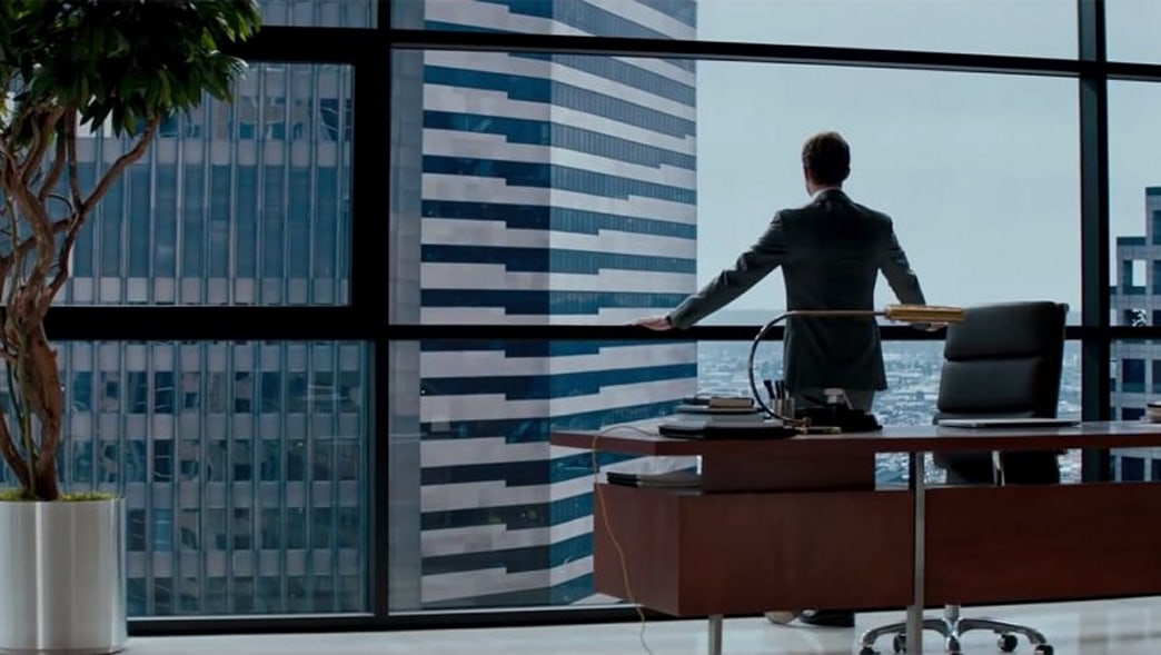 Watch the first trailer for 'Fifty Shades of Grey'