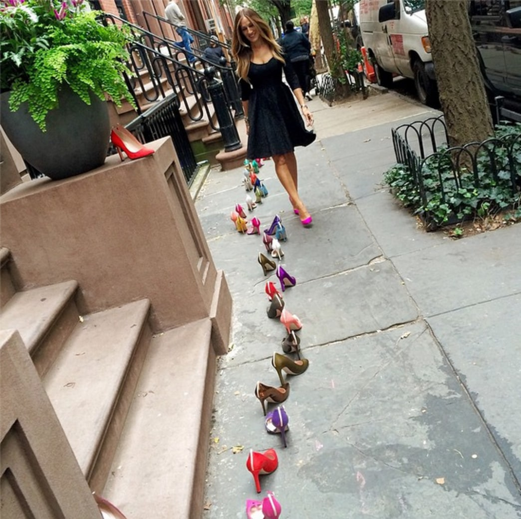 Top 9 at 9: Sarah Jessica Parker ticked off the West Village and more news