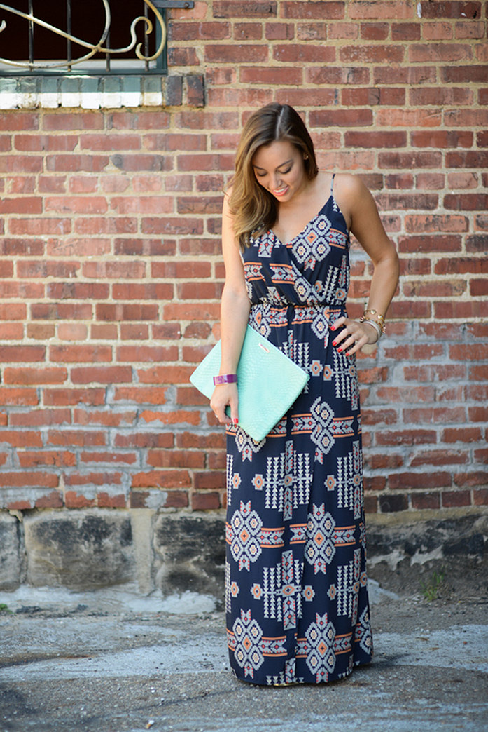 The perfect maxi dress for under $100