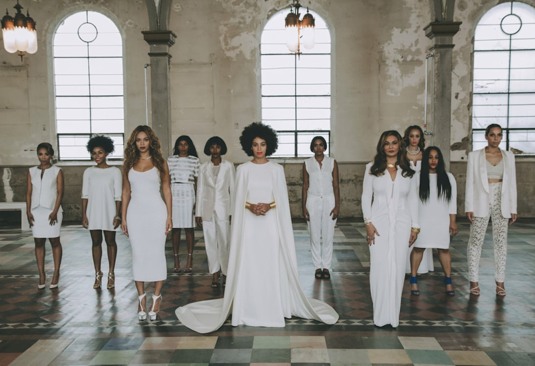 Top 9 at 9: Solange Knowles is perfection on her wedding day, plus more